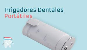 "Irrigadores Dentales Portátiles"" class="