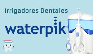 "Irrigadores Dentales WATERPIK"" class="